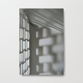 Shadow games Metal Print