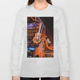 Christmas in Nashville Long Sleeve T-shirt