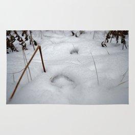 Foot Prints Rug