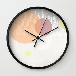 Dots//Six Wall Clock