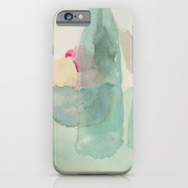 Transparencies with Fruit iPhone Case