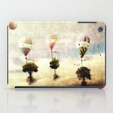 tree - air baloon iPad Case