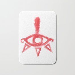 Yiga Clan Symbol Bath Mat