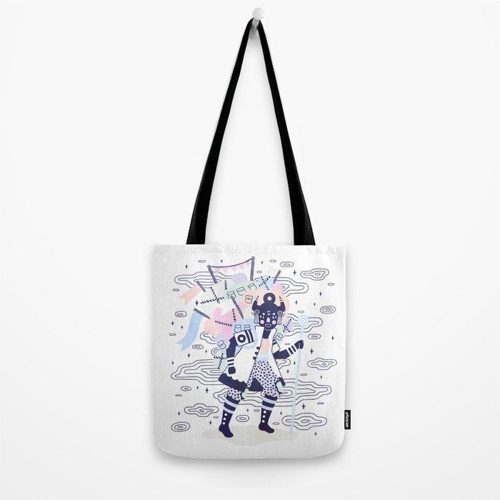 Dream Nomad Tote Bag