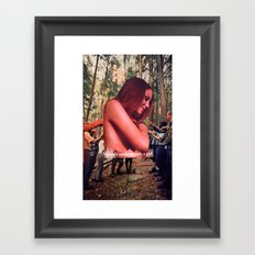 Understands Framed Art Print