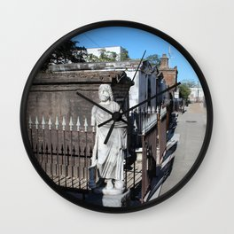 Let Me Be Your Guide Wall Clock