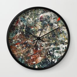 the other side… Wall Clock