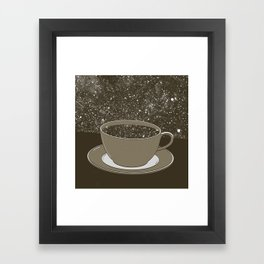 GOOD MORNING 04 Framed Art Print
