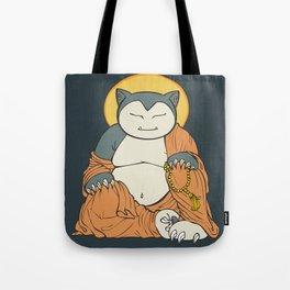 Hotei Snorlax Tote Bag