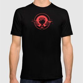 BBS v. SSR (Capt America version) T-shirt