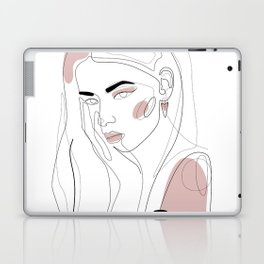 In Blush Laptop & iPad Skin