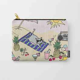 summer cats Carry-All Pouch