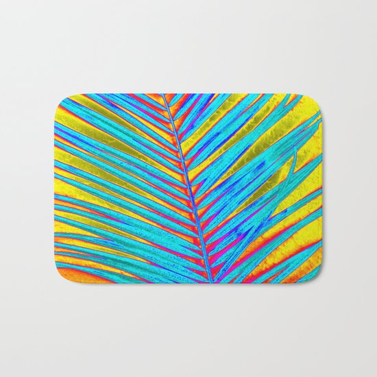 Palm Colors Bath Mat