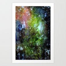 cosmic Art Print