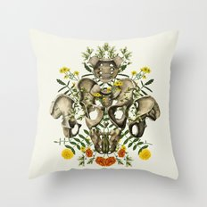 Love Your Bones Throw Pillow