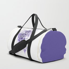 Miss Saint Petersburg Duffle Bag