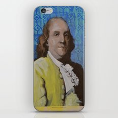 Ben Franklin iPhone & iPod Skin