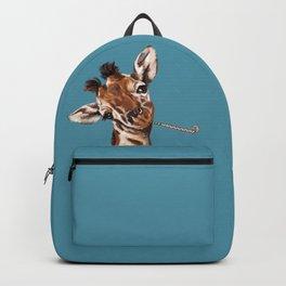 Sneaky Giraffe Backpack
