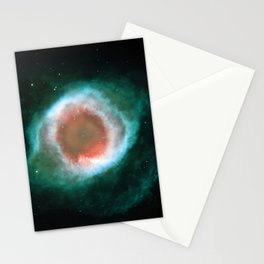 Eye Galaxy Stationery Cards