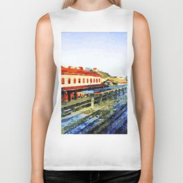 Catanzaro: railway station Biker Tank
