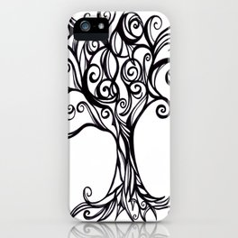 Twisted iPhone Case