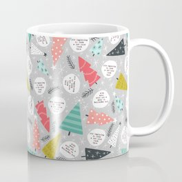 A Very Swe*ry Chr*stmas: It's beginning to look a lot like Fuck This Coffee Mug