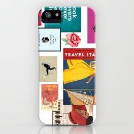 LiterARTure iPhone Case