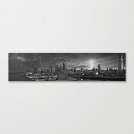 Toronto Skyline 1 Canvas Print