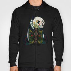 panda ochre Hoody