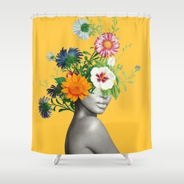 Bloom 5 Shower Curtain