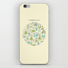 The Chemistry Laboratory iPhone & iPod Skin