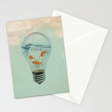 Ideas and Goldfish (RM) Stationery Cards