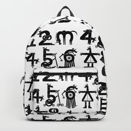 Counting Unicorns Backpack