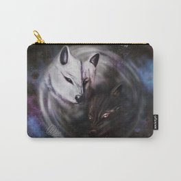 Feed The Wolves 2017 Carry-All Pouch