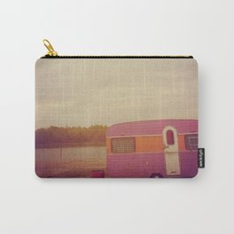 Faded Caravan Carry-All Pouch
