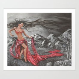 Belly Art Prints | Society6