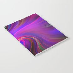 Colour Cocaine ~ TWIRLS Notebook