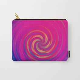 Bermuda Swirl Carry-All Pouch