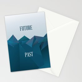 Past and Future Stationery Cards