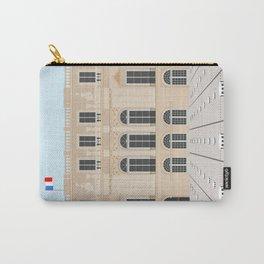 Buren's Columns, Palais Royal, Paris, France Carry-All Pouch