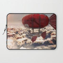 Flying Ship Laptop Sleeve