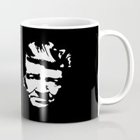 lynch Mugs featuring David Lynch by Spyck