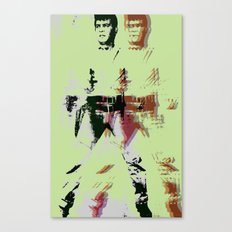 FPJ green machine Canvas Print