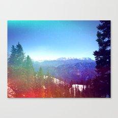 good old Alps Canvas Print