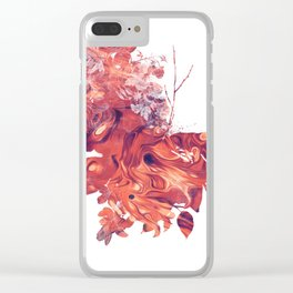 Fairy flow Clear iPhone Case