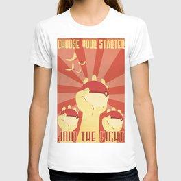 """Join the Fight"" Propaganda T-shirt"