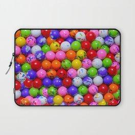 Jawbreaker Real Candy Pattern Laptop Sleeve