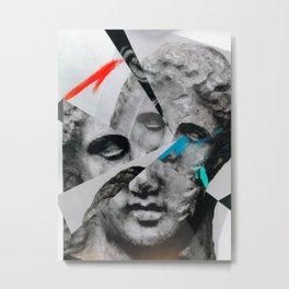 Composition 729 Metal Print