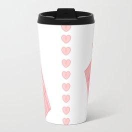 heartbits Travel Mug