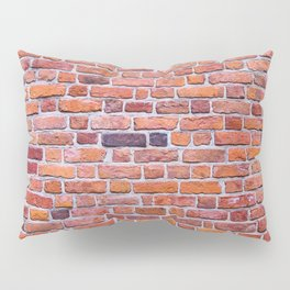 Brick wall Pillow Sham